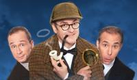 Joe Pasquale Joins Cast Of HA HA HOLMES! For UK Tour, Starting Sept 2013