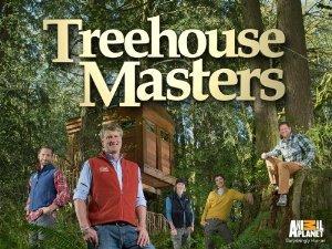 Animal Planet Premieres Second Season of TREEHOUSE MASTERS Tonight
