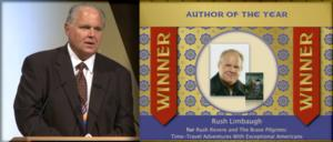 Rush Limbaugh Wins Children's Choice Book Awards' 'Author of the Year'