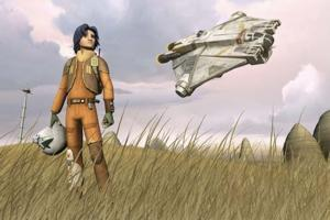First Trailer for Disney XD's STAR WARS REBELS to Debut on 'Star Wars Day,' 5/4