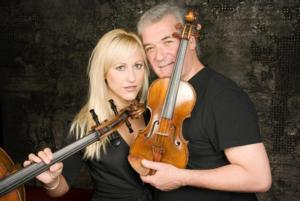 Violinist Pinchas Zukerman & Amanda Forsyth to Play Three Cape Concerts, 19-23 August