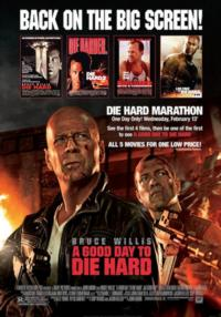 Regal Entertainment Group Hosts Die Hard Marathon at 83 Theatres Nationwide
