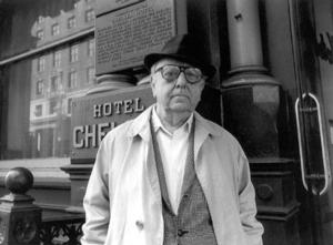VIRGIL THOMSON AND FRIENDS AT THE CHELSEA HOTEL Comes to Symphony Space, 5/8