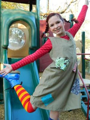 Flowertown Players Present PIPPI LONGSTOCKING: THE MUSICAL This Weekend