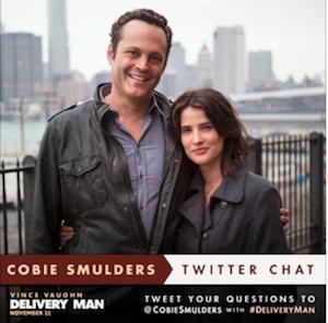 Vince Vaughn, Chris Pratt & Cobie Smulders to Answer Fans' DELIVERY MAN Questions on Twitter Today