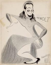 Swann Auction Galleries to Feature Al Hirschfeld Illustrations, 1/24