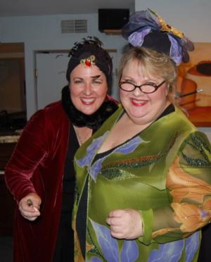 Julia & Patti Star in Musical Premiere HUSBAND FIXIN 101, 4/2-6
