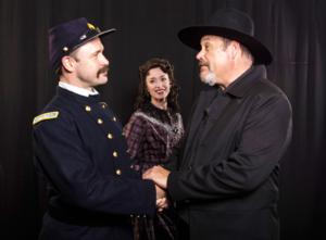 Maine State Music Theatre Presents CHAMBERLAIN: A CIVIL WAR ROMANCE, Now thru 7/12