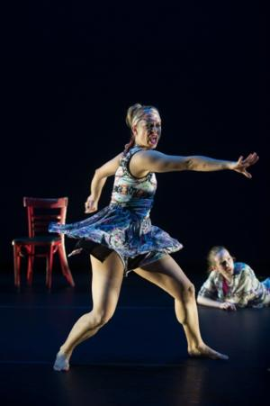 Summation Dance to Kick Off DANCING LITERATE Festival, 11/21-23