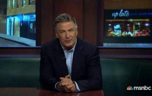 MSNBC Gives Alec Baldwin the Boot Following Anti-Gay Slurs