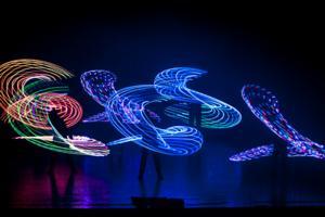 BWW Reviews: LUMA - Bringing Living Light Into the Darkness