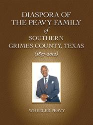 Wheeler Peavy Shares Family History in New Biography
