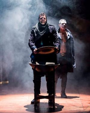 BWW Reviews: A Noise Within's Dark World of MACBETH