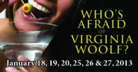 Apollo Civic Theatre Presents WHO'S AFRAID OF VIRGINIA WOOLF? 1/18