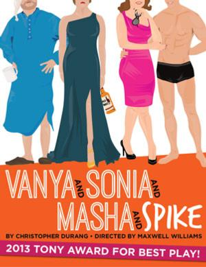 Hartford Stage's Tony-Winning Comedy 'VANYA AND SONIA' Begins Tonight
