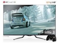 LG & OnLive To Show The Power Of Integrated, On-Demand Cloud Gaming At CES