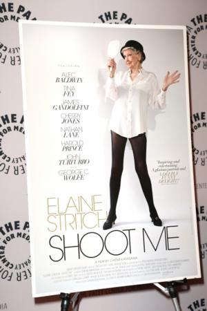 Elaine Stritch Documentary SHOOT ME Comes to Netflix Today
