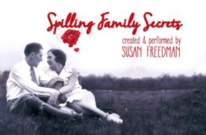 Toronto Fringe Festival Presents SPILLING FAMILY SECRETS, Begins Today
