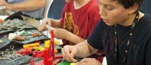 Moving Image to Screen THE LEGO MOVIE Matinees, Host Animation Workshops, 4/12-22