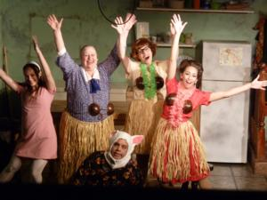BWW Reviews: CHURCH BASEMENT LADIES - Top of Your 'Must-See' List