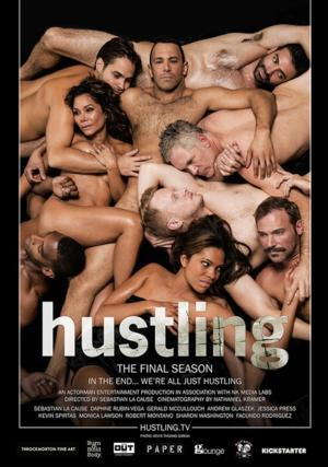 Sebastian La Cause's HUSTLING Wins Best Drama Series at 2014 Indie Series Awards
