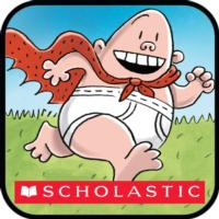 Scholastic Launches ADVENTURES OF CAPTAIN UNDERPANTS App for iPad