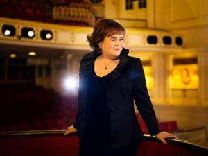 FSCJ Artist Series to Present Susan Boyle in Concert, 11/6