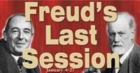 Cyrano's Theatre Company Presents FREUD'S LAST SESSION, Now thru 1/27