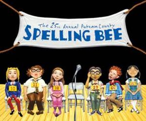 Drury Lane Theatre Stages THE 25th ANNUAL PUTNAM COUNTY SPELLING BEE, Now thru 8/17