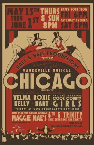 BWW Reviews: Half and Half's CHICAGO Reinvigorates a Classic