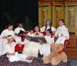 Bayview Academy to Present A CHRISTMAS SPECTACULAR 2013, 11/15-17