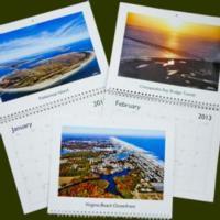 Virginia's Aerial Photographer at Aerophoto America Captured the Best of Hampton Roads in 2013 Calendar
