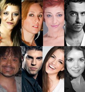 Se anuncia el reparto de '¡50 sombras! El Musical'