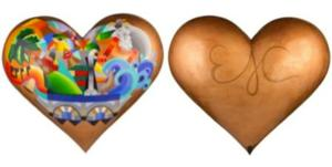 San Francisco Hospital Announces New Heart Designs for 'Hearts in San Francisco' 10th Anniversary Today