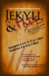 MTFM Presents JEKYLL AND HYDE, 9/6 - 9/16