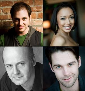 Seattle/ Mainstreet Festival of New Musicals Company Casting Announced