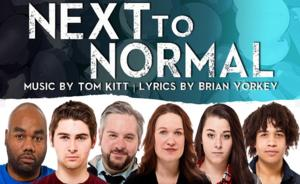 The Milburn Stone Theatre Presents NEXT TO NORMAL, 4/25-5/4