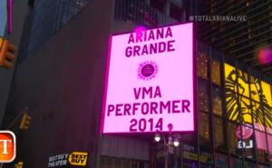 Ariana Grande Announced as First Performer on 2014 VMA's!