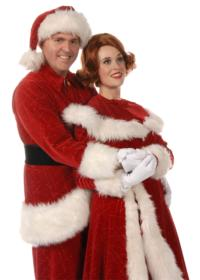 Irving Berlin's WHITE CHRISTMAS Opens at Lakewood Theatre, Dec 12