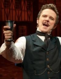 THE MYSTERY OF EDWIN DROOD's Will Chase and Rupert Holmes Set for Theater Talk Tonight