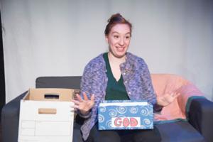 BWW Reviews: GOD BOX: Desperately Seeking Pandora