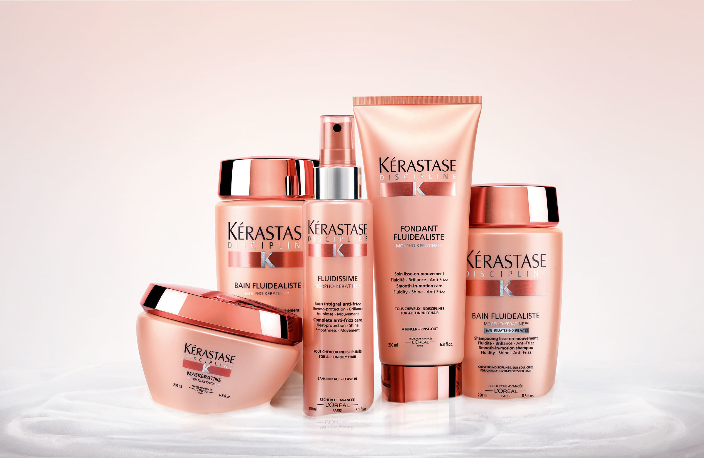 Kerastase Paris Partners with Prima Ballerina Diana Vishneva