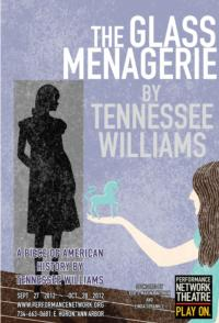 BWW Interviews: Carla Milarch Returns to the Stage as Amanda in Performance Network's THE GLASS MENAGERIE