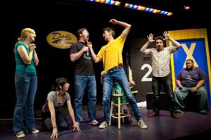 Aurora Comedy Nights Brings Lots of Laughs with DAD DOES THE BURBS and More, Now thru 5/17
