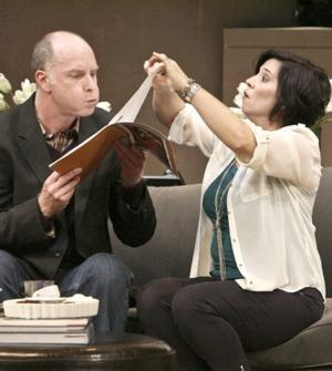 BWW Reviews: Dark Comedy GOD OF CARNAGE Slays in La Mirada