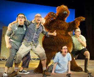Forget Easter Eggs- Come to QPAC This Holiday and Go On a Bear Hunt!, 4/5-17