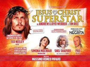 Jesus Christ Superstar un successo!