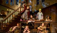 ANNIE Cast to Take Part in CREATING THE MAGIC, 1/24