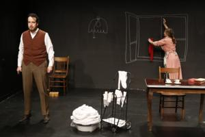 Barrington Stage Presents Play Company & Por Piedad Teatro's WORKING ON A SPECIAL DAY, Now thru 7/6