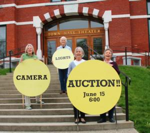 THT to Host Lights, Camera, Auction!, 6/15